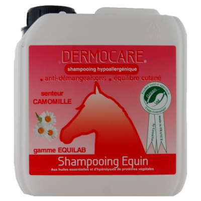 shampooing DERMOCARE chevaux