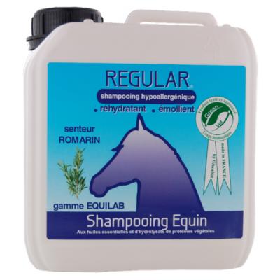 REGULAR shampooing chevaux