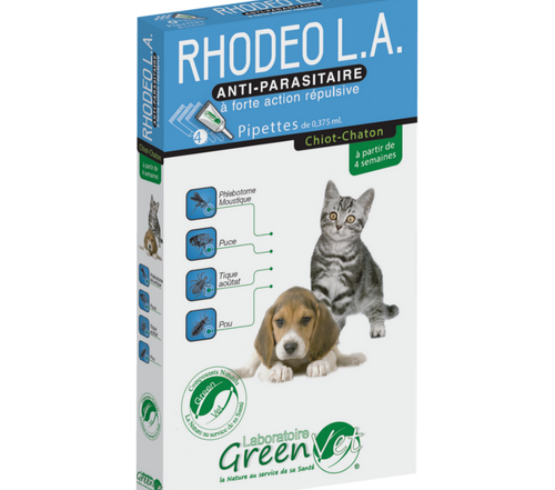 RHODEO Pipette chaton chiot