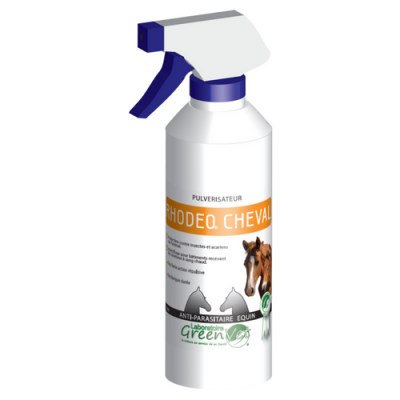 RHODEO spray chevaux anti-parasitaire