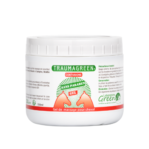 Traumagreen cheval gel